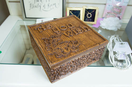 Custom carved wood wedding keepsake boxes | Coppersmith Customs Minnesota