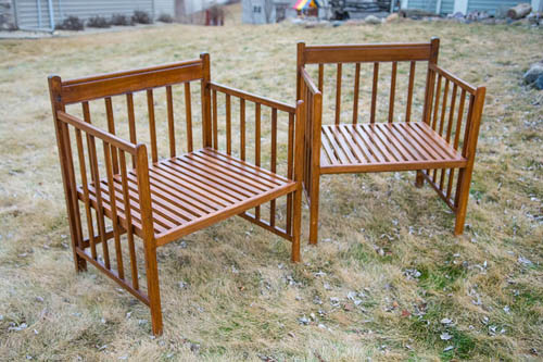 Custom Design Outside Furniture | Coppersmith Customs Minnesota