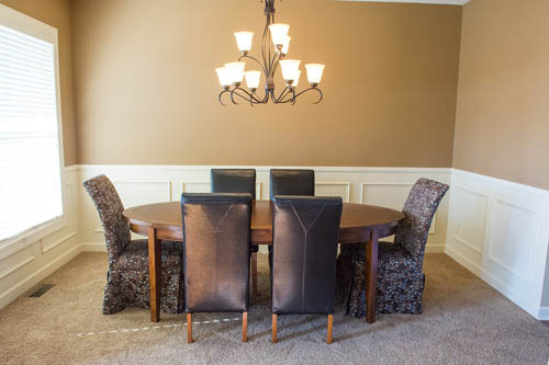 Custom Design Dining Room Table | Coppersmith Customs Minnesota